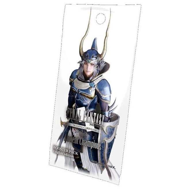 Final Fantasy - Opus 10 - Booster Pack