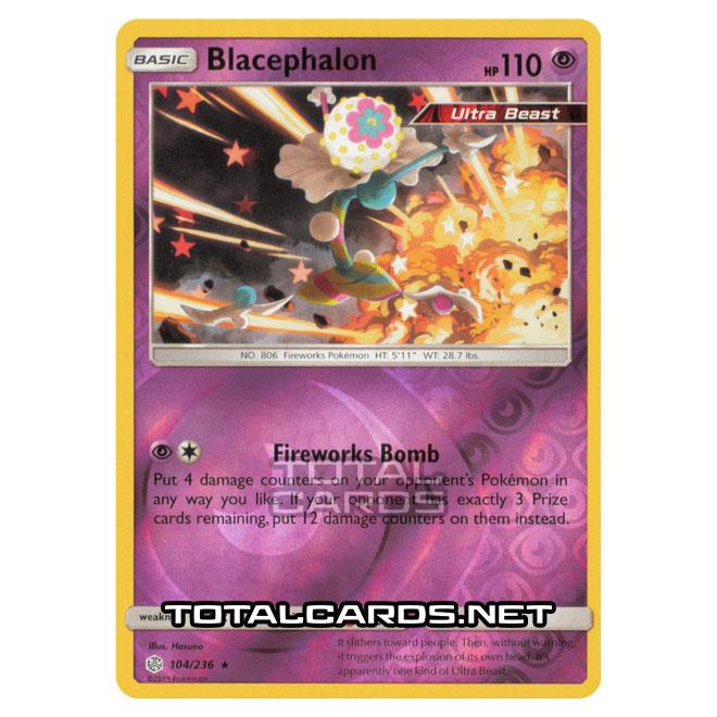 Blacephalon 104//236 Cosmic Eclipse Pokemon TCG Online Digital.