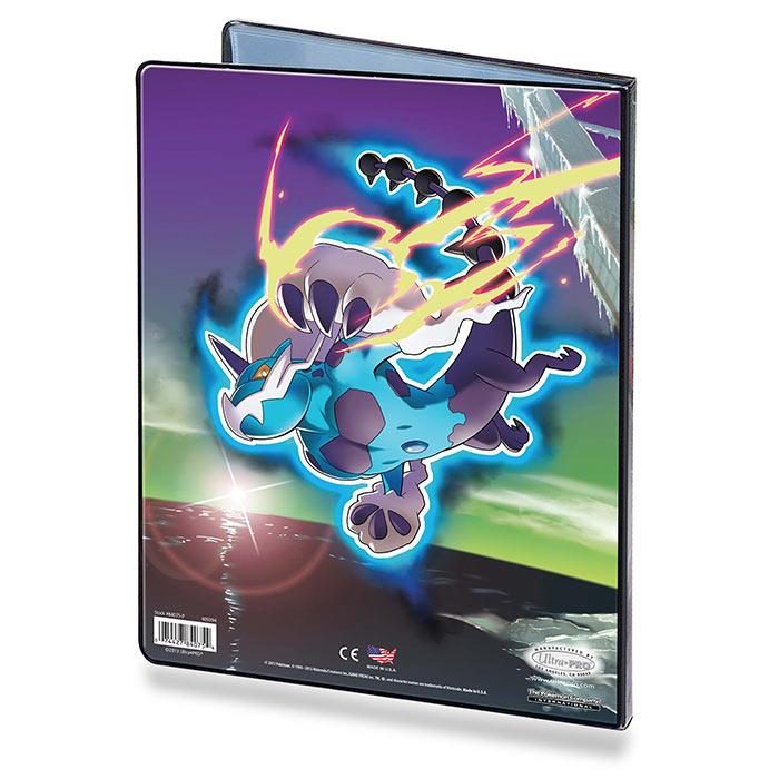 Pokemon - Plasma Freeze - A4 Portfolio