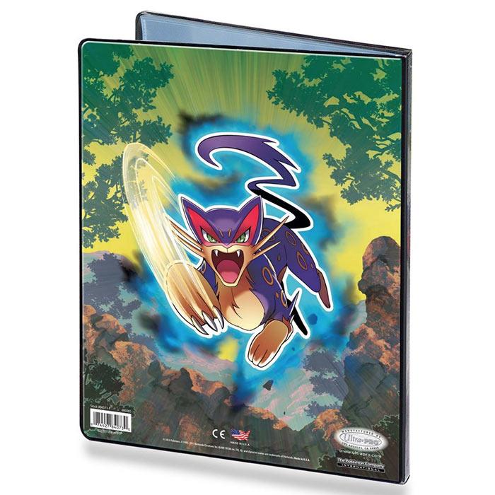 Pokemon - Plasma Storm - A4 Portfolio