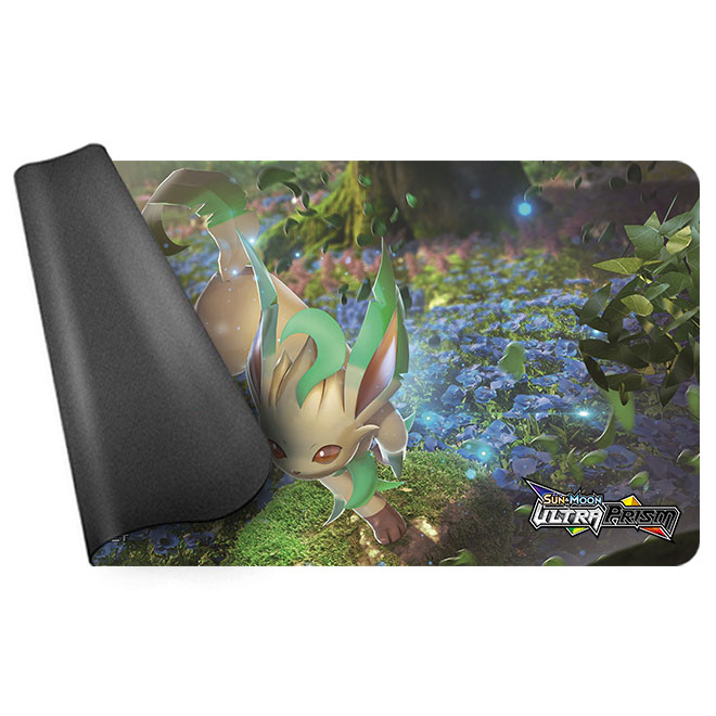 Pokemon - Ultra Prism - Leafeon Playmat