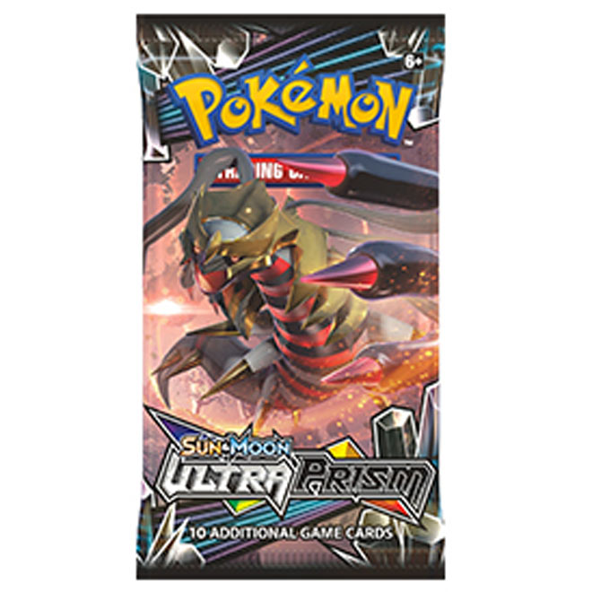 Pokemon - Sun & Moon - Ultra Prism - Booster Pack