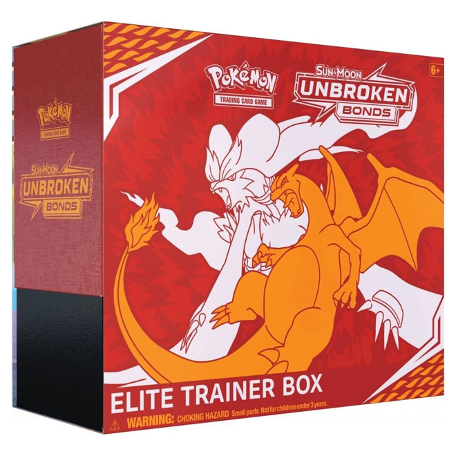 Pokemon - Sun & Moon - Unbroken Bonds - Elite Trainer Box