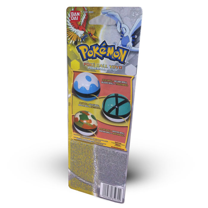 Pokemon YoYo - Net Ball