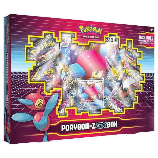 Pokemon - Porygon-Z-GX Box