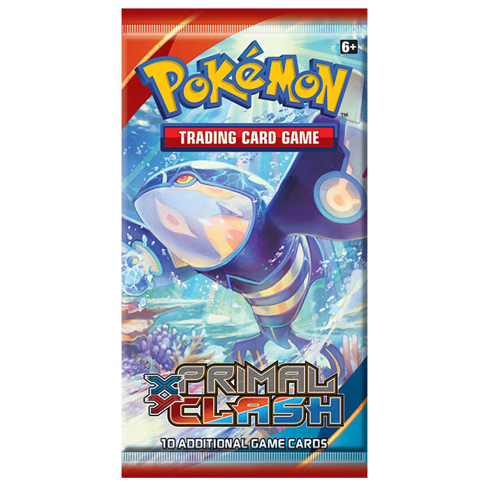 XY Primal Clash - Booster Pack