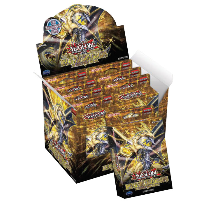 Yugioh - Rise of the True Dragons - Structure Deck