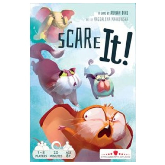 Scare It! - Card Game