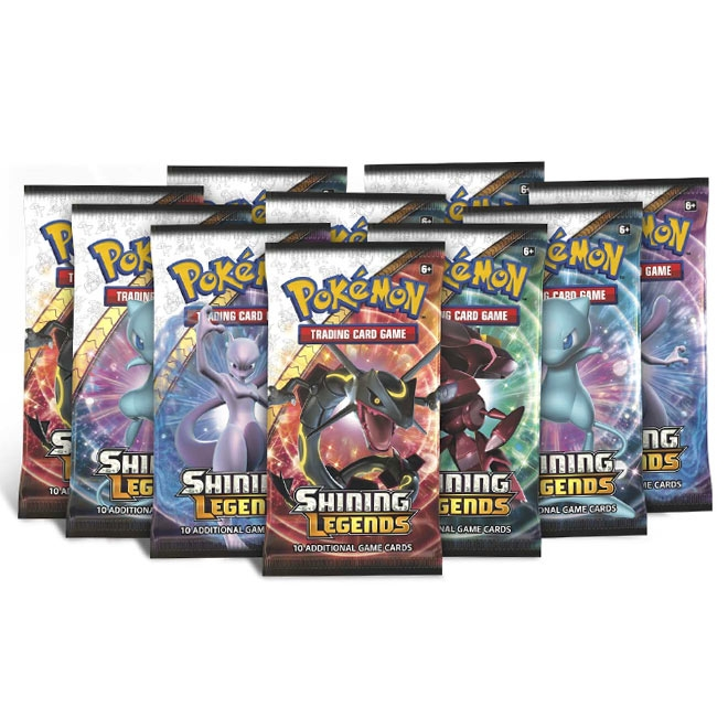 Pokemon - Shining Legends - Booster Pack