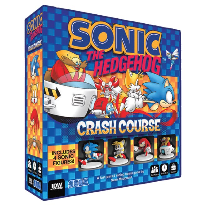 Sonic the Hedgehog - Crash Course