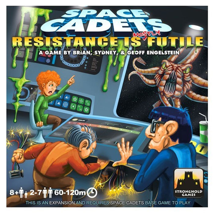 Space Cadets - Resistance Is Mostly Futile