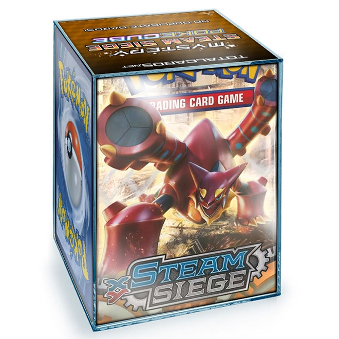 Pokemon - XY Steam Siege - Mystery PokeCube