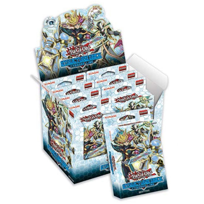 Yugioh - Cyberse Link - Structure Deck