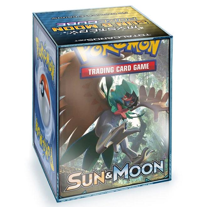 Pokemon - Sun & Moon - Mystery PokeCube