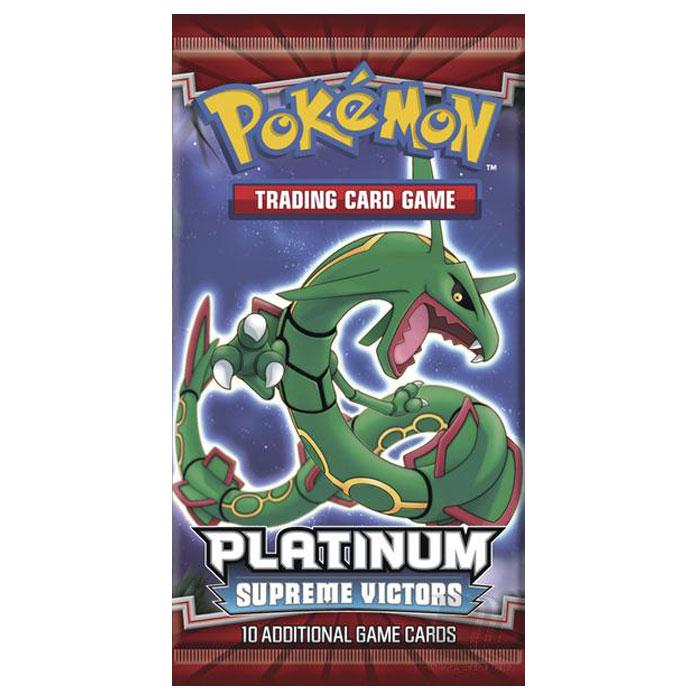 Platinum - Supreme Victors - Booster Pack