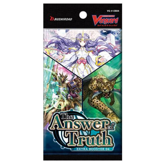 Cardfight!! Vanguard V - The Answer of Truth Extra Booster Pack