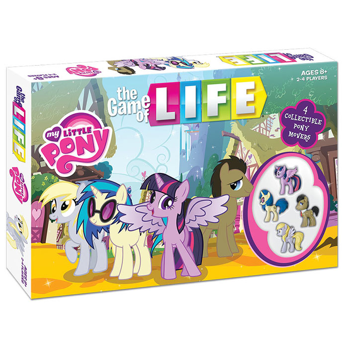 The Game of Life - My Little Pony