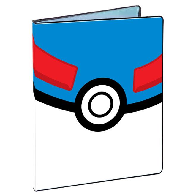 Ultra Pro - 9-Pocket Portfolio - Pokemon - Great Ball