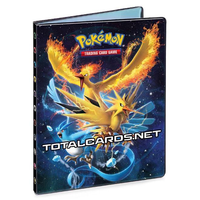 Ultra Pro - 9-Pocket Portfolio - Pokemon - Hidden Fates