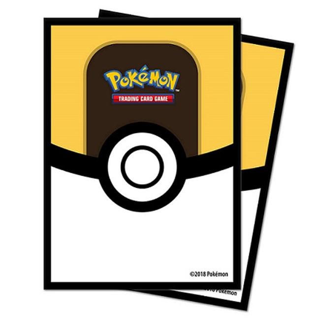 Ultra Pro - Pokemon - Ultra Ball - Card Sleeves