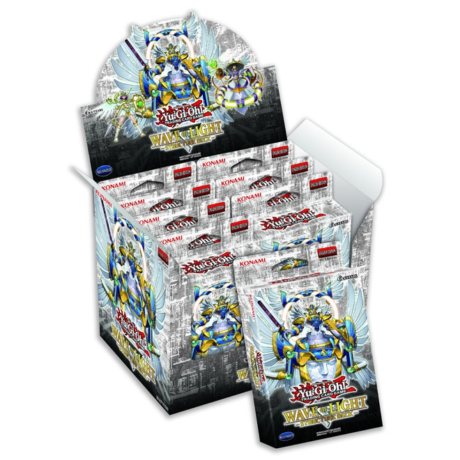 Yugioh - Wave of Light - Structure Deck