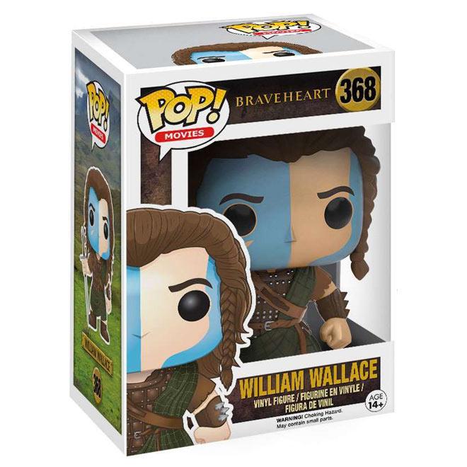 Funko POP! - Movies - Braveheart William Wallace  #368