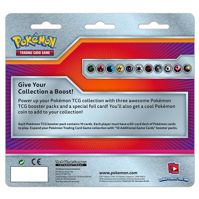 Pokemon - Xerneas - 3 Pack Blister