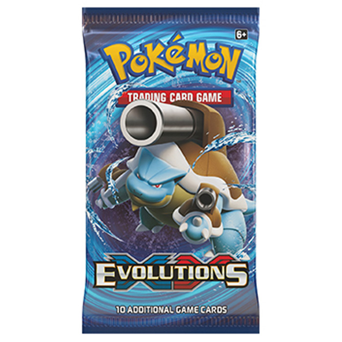 XY12 - Evolutions - Booster Pack