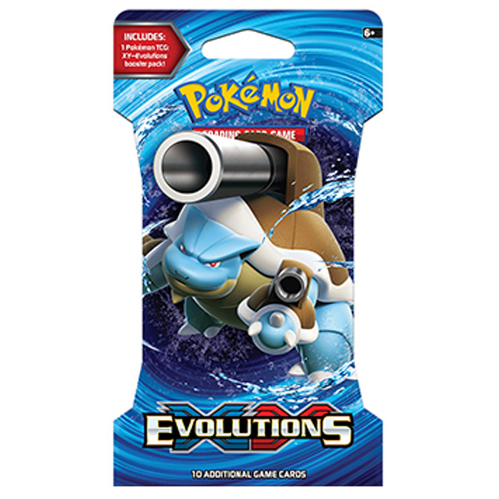 XY Evolutions - Blister Booster