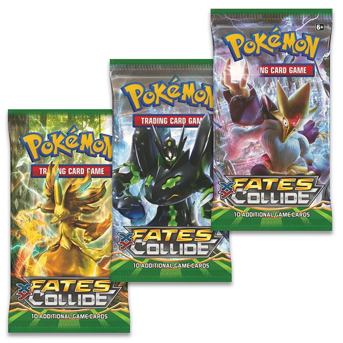 XY - Fates Collide - Booster Box