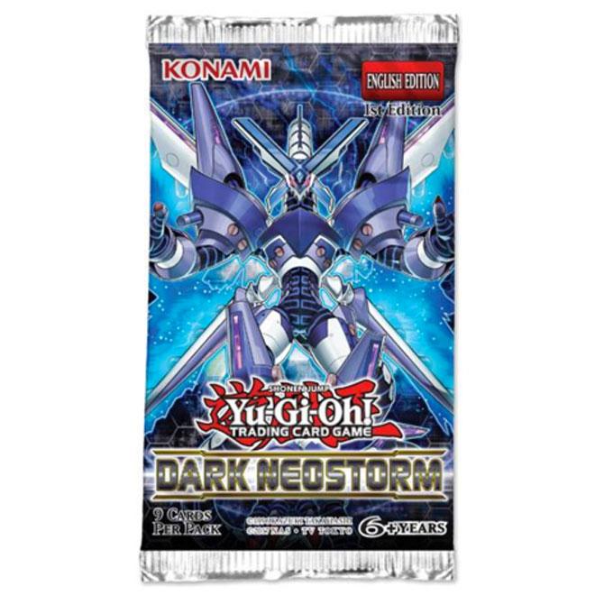 Yugioh - Dark Neostorm - Booster Pack