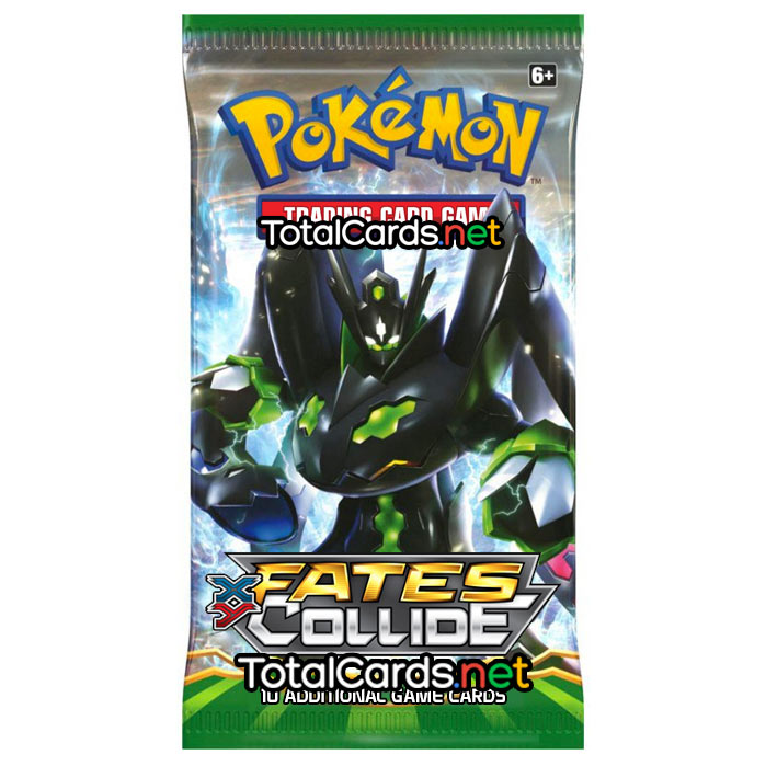 XY Fates Collide - Booster Pack