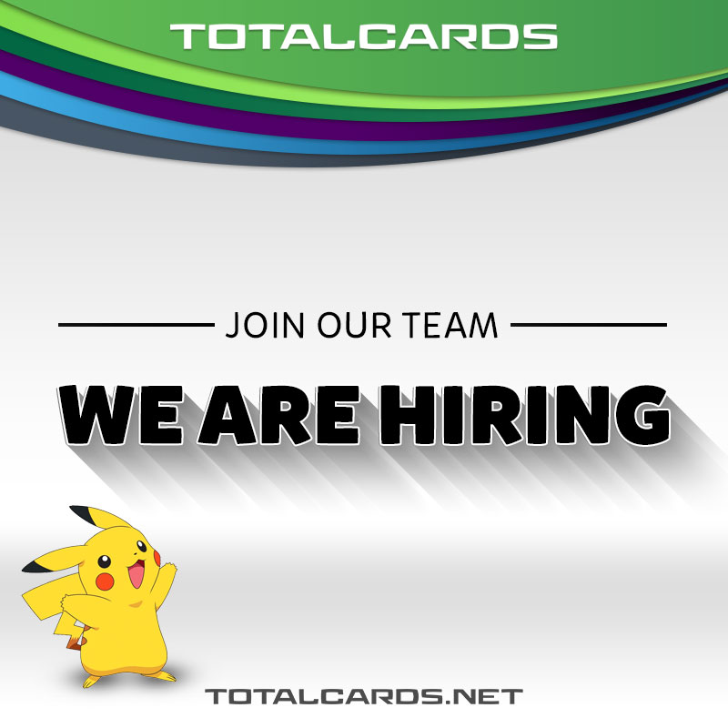 Total Cards Are Hiring!!
