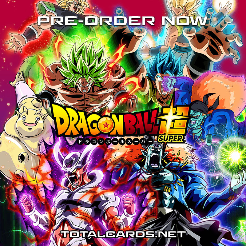 Dragonball Unity of Destruction & Unity of Saiyans Now Available for Pre-Order!!!