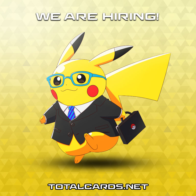 Total Cards Are Hiring! (General Assistant)
