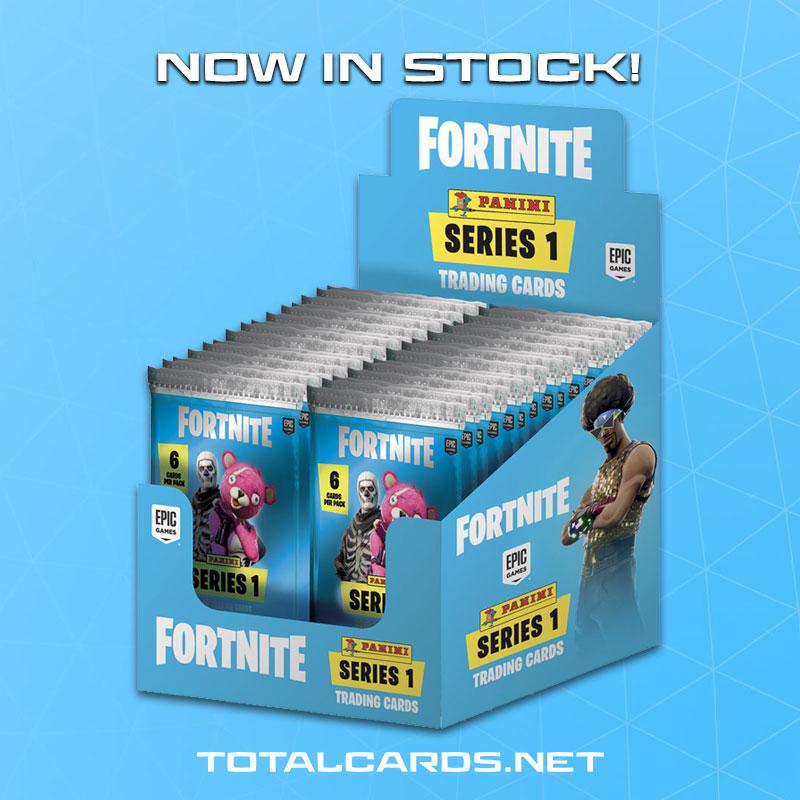Fortnite TCG Series 1 - Now in Stock!!!