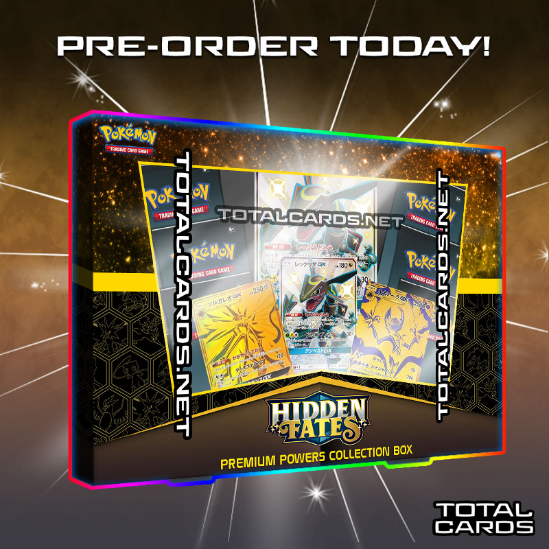 Sent via Email. Pokemon Hidden Fates Premium Powers Collection Code Card