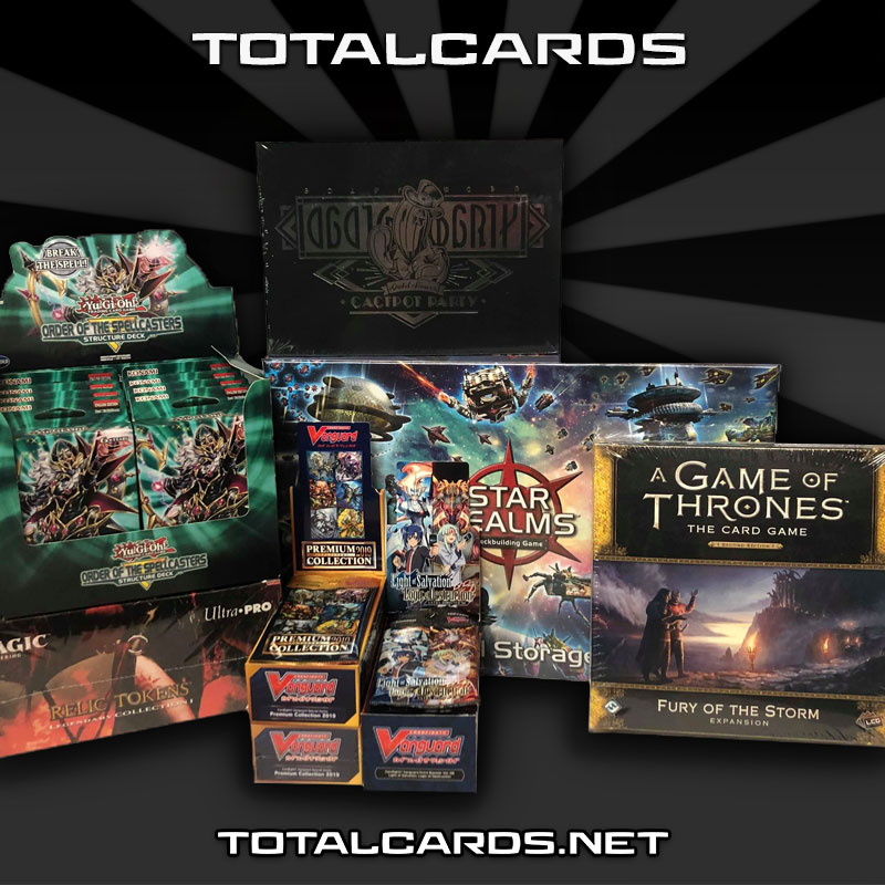 New TCG & Board Game Arrivals!!!
