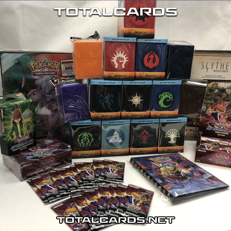 All New Arrivals - Pokemon, Magic and Yu-Gi-Oh!!! Check it out!!!