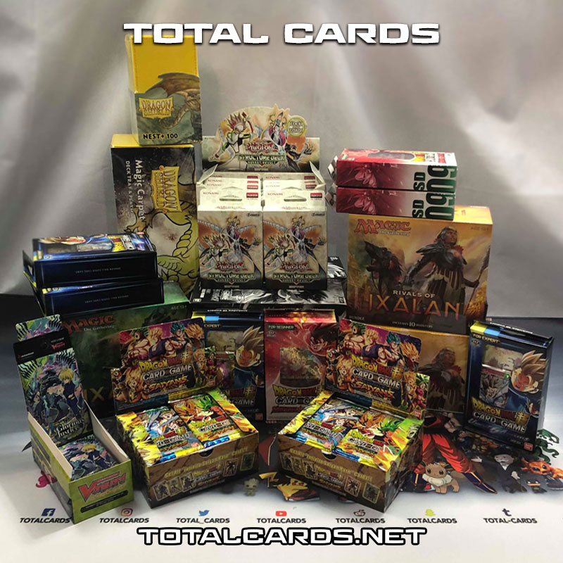All New TCG Products Have Just Hit Our Shelves!!!