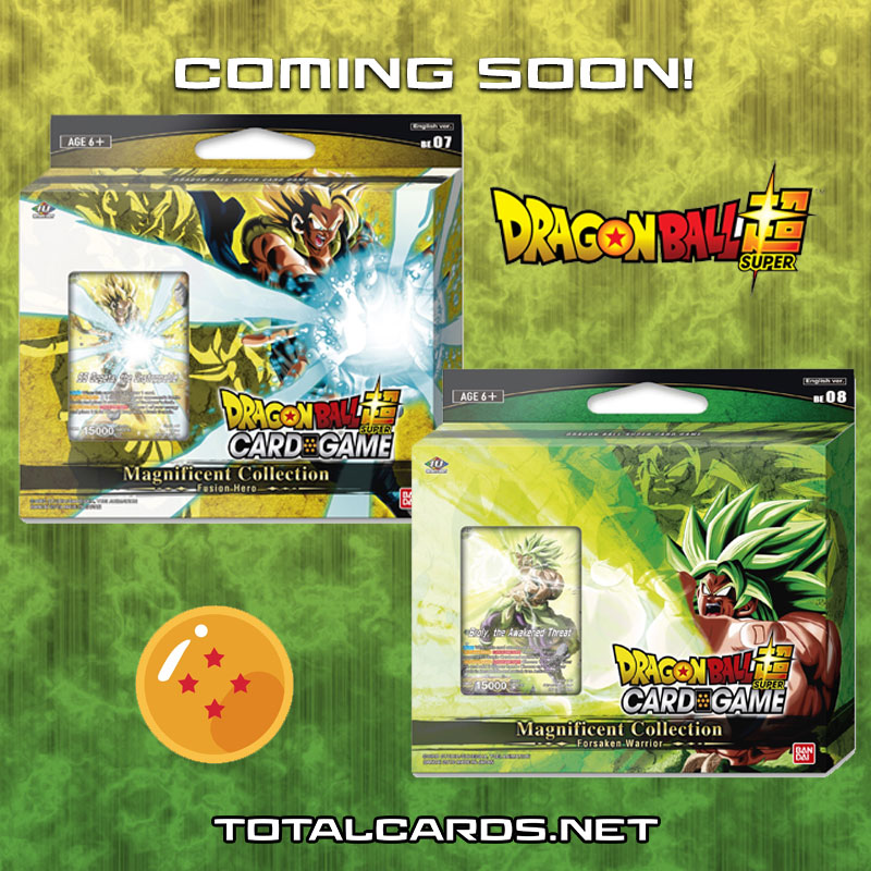 Dragon Ball Super - Magnificent Collection Images revealed!