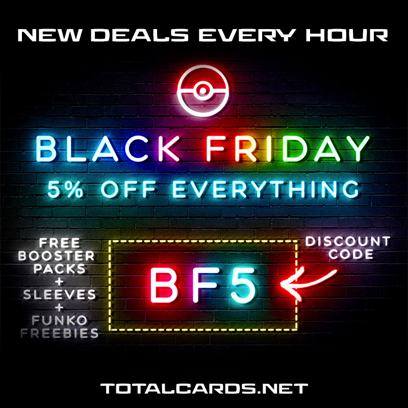 Black Friday 5% Discount!!