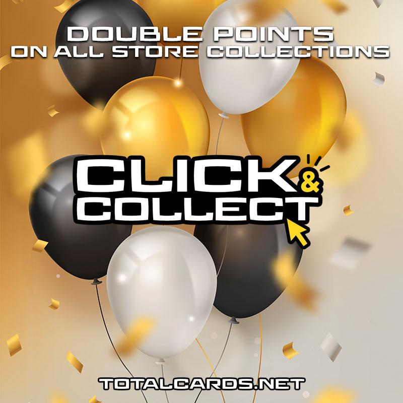 Double Reward Points!!