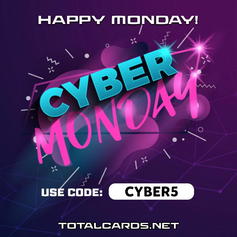 Cyber Monday Madness!