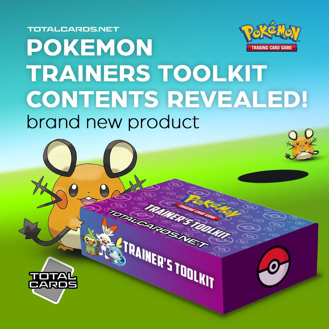 Pokemon Trainers Toolkit Contents Revealed