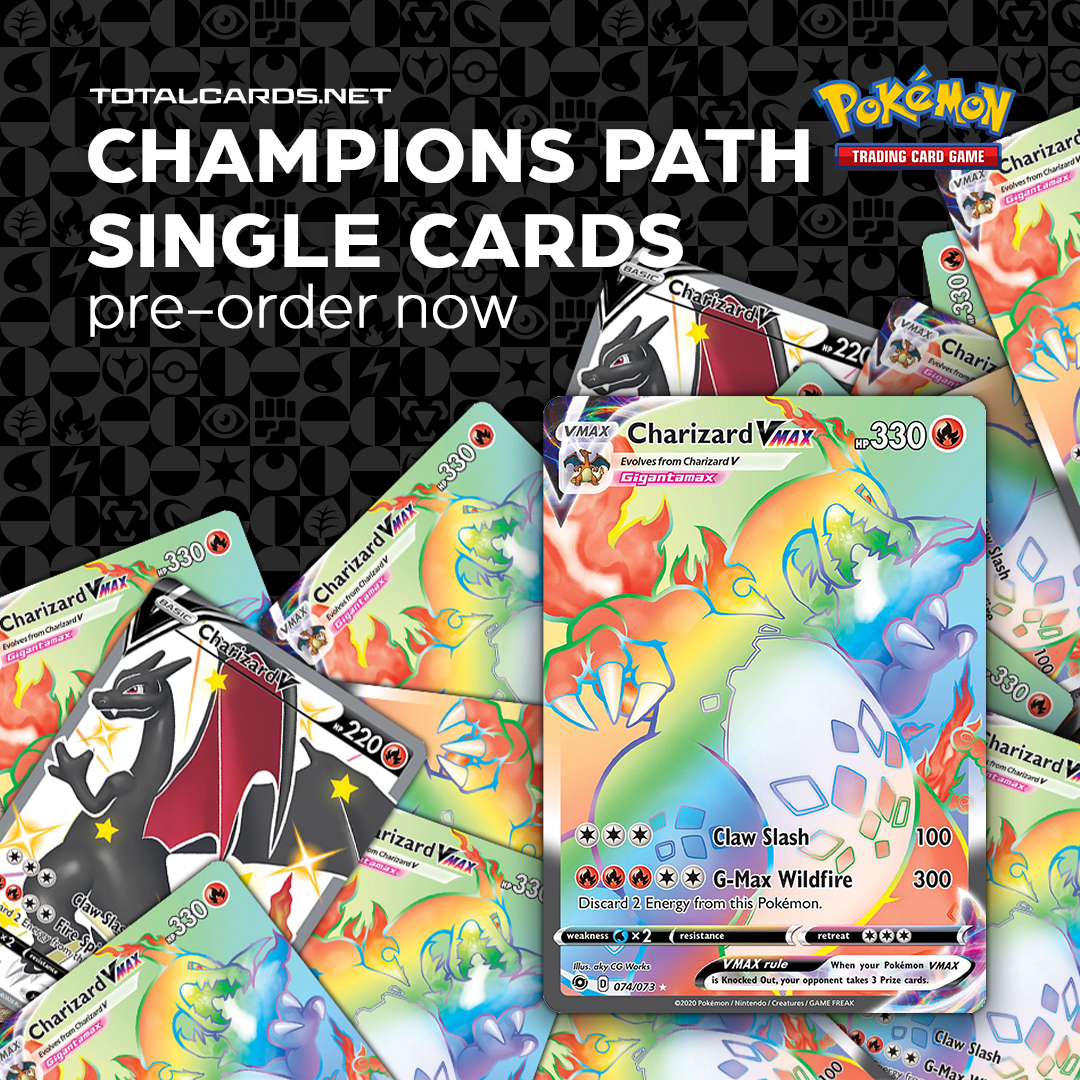 Pokemon TCG Champions Path - Shipping For Release