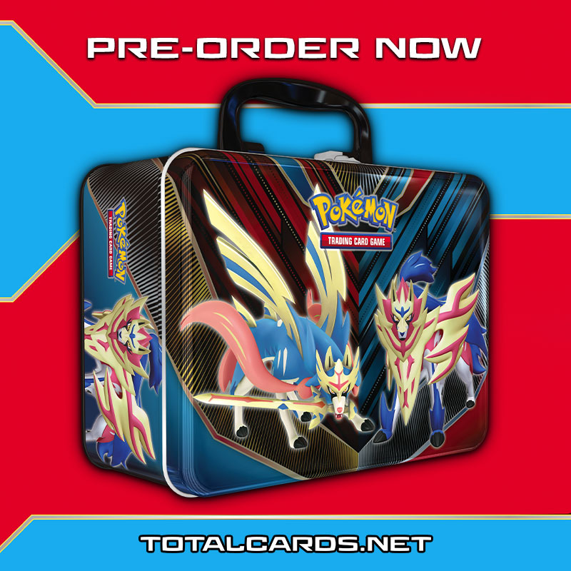 Pokemon Collectors Chest 2020 Product Image Revealed