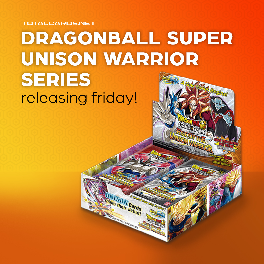 Dragonball Super Rise Of The Unison Warrior Starts This Friday!