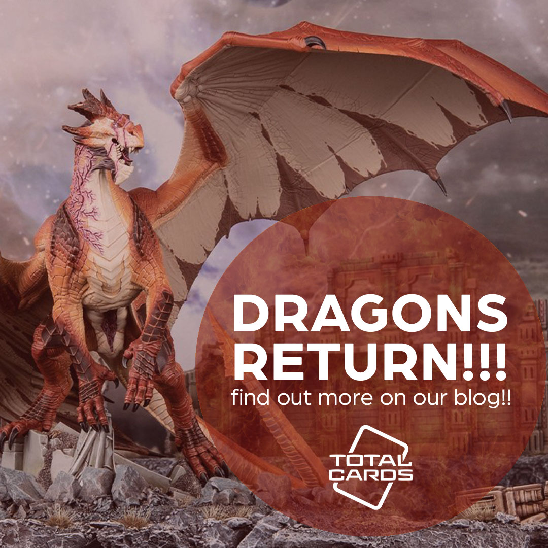 The Draconith return to Age of Sigmar!!