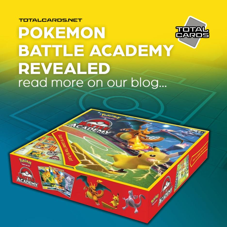 Pokemon Battle Academy Product Images Revealed
